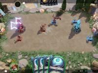 capture du jeu : Hand of the Gods _2