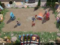 capture du jeu : Hand of the Gods _4