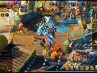 capture du jeu : Souverain des dragons_1