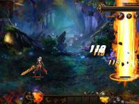 capture du jeu : Souverain des dragons_2