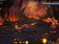 capture du jeu : Souverain des dragons_3
