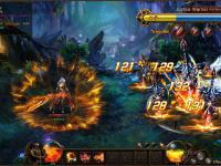 capture du jeu : Souverain des dragons_4