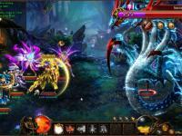 capture du jeu : Souverain des dragons_5
