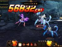 capture du jeu : Souverain des dragons_6