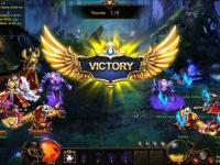 capture du jeu : Souverain des dragons_7