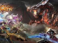 capture du jeu : Souverain des dragons_8