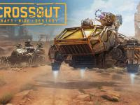 image de l'article : Crossout – Nouvelle faction et technologie de pointe