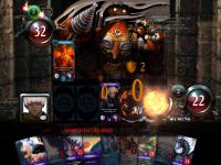 capture du jeu : Duel of Summoners_1