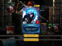 capture du jeu : Duel of Summoners_3