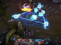 capture du jeu : Wild Buster Heroes of Titan_0