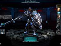 capture du jeu : Wild Buster Heroes of Titan_1