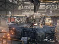 capture du jeu : Ironsight_2