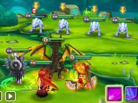 capture du jeu : Summoners War_5