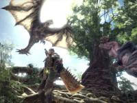 capture du jeu : Monster Hunter World_7