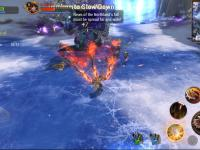 capture du jeu : Crusaders of Light_0