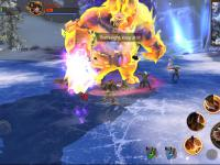 capture du jeu : Crusaders of Light_1