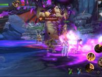 capture du jeu : Crusaders of Light_2