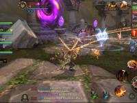 capture du jeu : Crusaders of Light_7