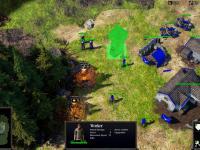 capture du jeu : Bannermen_3