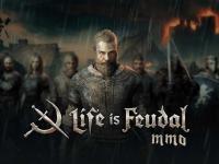 image de l'article : Le MMO Life is Feudal disponible sur Steam !