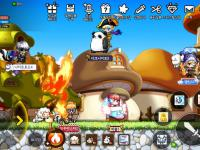 capture du jeu : Maplestory M_1