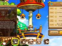 capture du jeu : Maplestory M_9