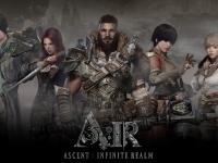 capture du jeu : Ascent Infinite Realm_19