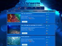 capture du jeu : Abyssus_2