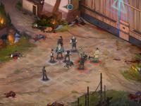 capture du jeu : Ash of Gods_2