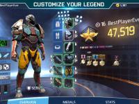 capture du jeu : Shadowgun Legends_5