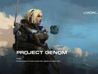 capture du jeu : Project Genom_12