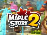 capture du jeu : MapleStory 2_0