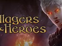 capture du jeu : Villagers & Heroes_0