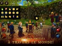 capture du jeu : Villagers & Heroes_12