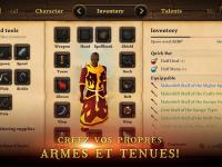 capture du jeu : Villagers & Heroes_13