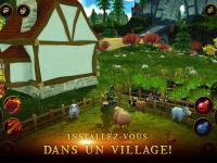 capture du jeu : Villagers & Heroes_14