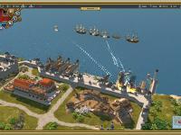 capture du jeu : Admirals: Caribbean Empires_1