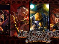 capture du jeu : Heavy Metal Machines_4