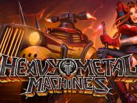 capture du jeu : Heavy Metal Machines_5