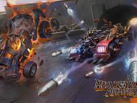 capture du jeu : Heavy Metal Machines_6
