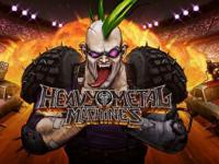 capture du jeu : Heavy Metal Machines_7