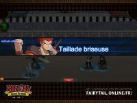 capture du jeu : Fairy Tail: Hero's Journey_9