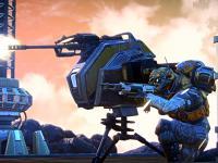 capture du jeu : Planetside Arena_1