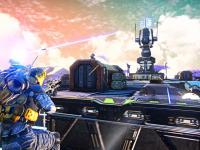 capture du jeu : Planetside Arena_2
