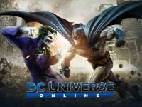 capture du jeu : DC Universe_6