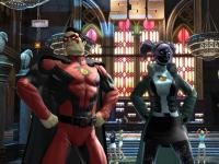 capture du jeu : DC Universe_8