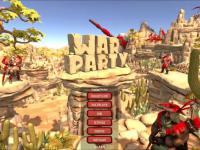 capture du jeu : Warparty_1