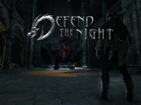 capture du jeu : Defend The Night _0