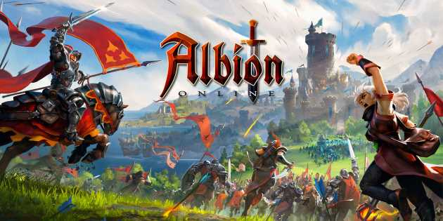 Lancement officiel de albion online