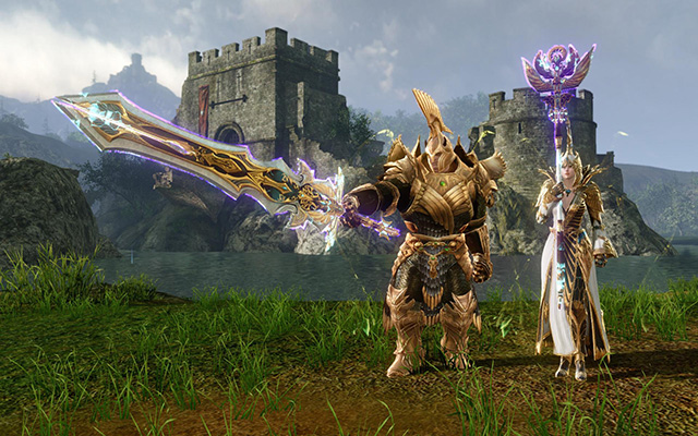 Erenor Eternelle Armure ArcheAge MMORPG